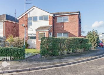 Thumbnail 5 bed detached house for sale in Sandon Crescent, Neston, Cheshire
