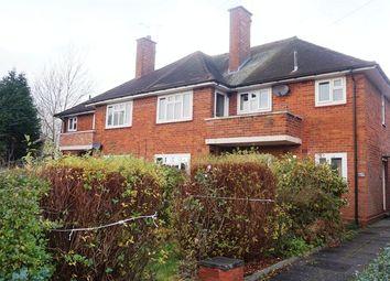 Thumbnail 3 bed maisonette for sale in Rednal Road, Birmingham