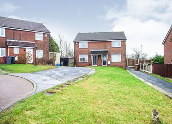 Thumbnail 3 bed semi-detached house for sale in Martindale Close, Blackburn