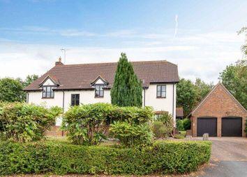 5 bed detached house for sale in Rylstone Close, Heelands, Milton Keynes, Buckinghamshire MK13