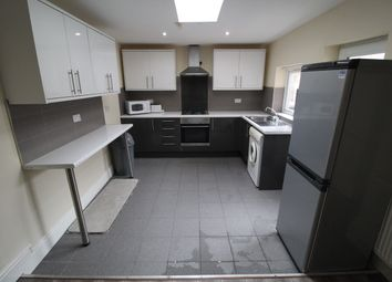 Thumbnail 6 bed terraced house to rent in Albert Road, Preston