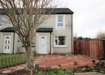 Thumbnail 2 bedroom end terrace house for sale in Fauldburn, Edinburgh