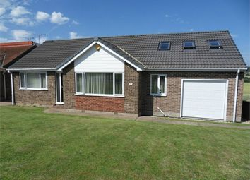 Thumbnail 5 bedroom detached bungalow for sale in Oulton Rise, Mexborough, South Yorkshire