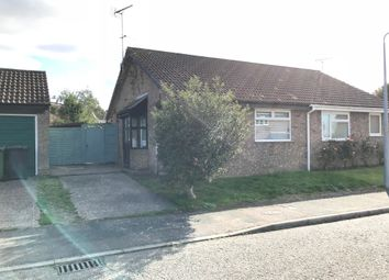 Thumbnail 2 bed semi-detached bungalow to rent in Constable Close, Halesworth