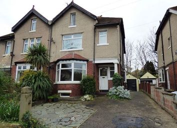 Thumbnail 1 bed flat to rent in Elms Road, Bare, Morecambe