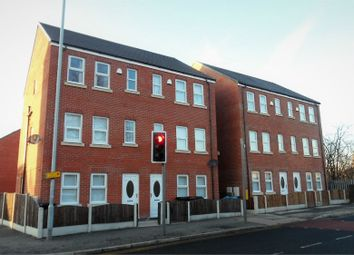 Thumbnail 2 bedroom flat to rent in Gorton Road, Reddish, Stockport, Cheshire