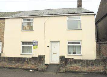 Thumbnail 3 bed end terrace house for sale in Church Street, Whittlesey, Peterborough