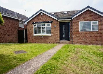 Thumbnail 2 bed detached bungalow for sale in Bramley Grange Crescent, Rotherham
