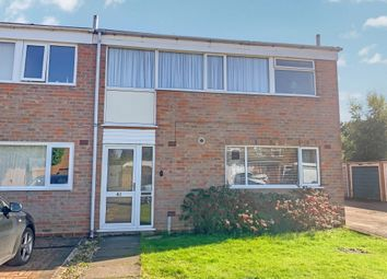 Thumbnail 3 bed end terrace house to rent in Northdown Road, Solihull, Birmingham