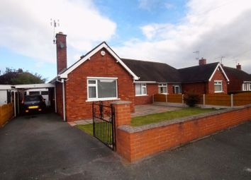 Thumbnail 2 bedroom bungalow for sale in Kendal Way, Little Acton, Wrexham