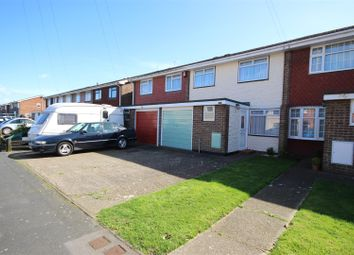 Thumbnail 3 bed end terrace house for sale in Moorings Way, Southsea