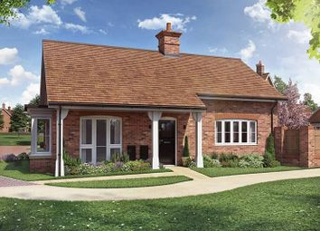 Thumbnail 2 bed detached bungalow for sale in Sachel Court Drive, Alfold, Cranleigh