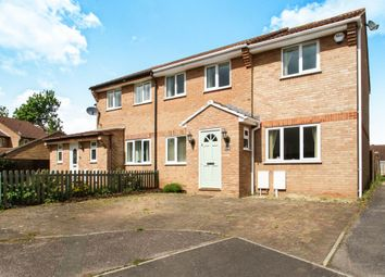 Thumbnail 4 bed semi-detached house for sale in Bilberry Grove, Taunton