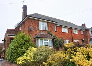 Thumbnail 2 bed maisonette for sale in New Farthingdale, Lingfield