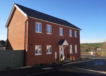 Thumbnail 4 bed detached house for sale in Charter Road, Axminster, Devon