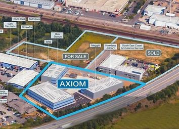 Thumbnail Light industrial to let in Phase 1 Axiom, Unit 10 Orbital Park, Ashford, Kent
