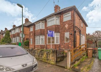 Thumbnail 2 bedroom semi-detached house for sale in Salcombe Road, Nottingham