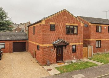 Thumbnail 3 bed detached house for sale in Robins Close, Isleham, Ely