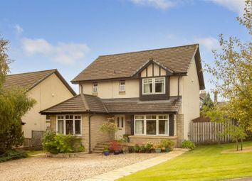 Thumbnail 4 bed detached house for sale in Lundies Walk, Auchterarder
