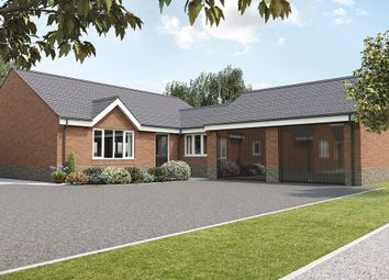 Thumbnail 3 bed detached bungalow for sale in The Danbury, The Croft II, Calow
