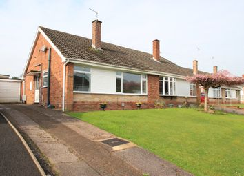 Thumbnail 2 bed semi-detached bungalow to rent in Tennyson Road, Highfields, Stafford, Staffordshire