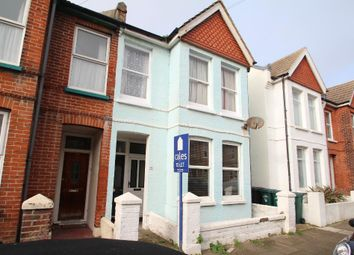 Thumbnail 1 bed flat to rent in St Leonards Avenue, Hove