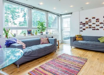 Thumbnail 3 bed flat to rent in Kingsdown Road, London