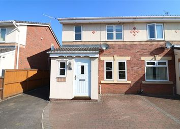 Thumbnail 3 bed semi-detached house to rent in Whimbrel Drive, Carlisle, Cumbria
