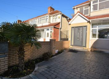 Thumbnail 3 bed terraced house to rent in Derley Road, Southall