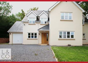 Thumbnail 5 bed detached house to rent in Oak Cottage, Llantrisant