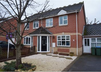 Thumbnail 4 bed semi-detached house for sale in Primrose Copse, Horsham