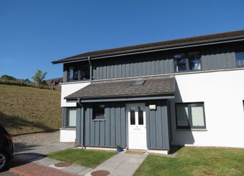 Thumbnail 2 bed flat for sale in Scott Close, Dingwall