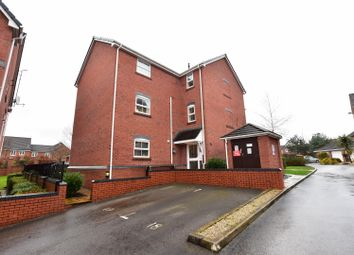 Thumbnail 2 bed flat for sale in Wrenbury Drive, Northwich