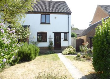 Thumbnail 3 bed semi-detached house to rent in Furlong Lane, Bishops Cleeve, Cheltenham