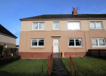Thumbnail 2 bed flat for sale in Ailsa Avenue, Motherwell