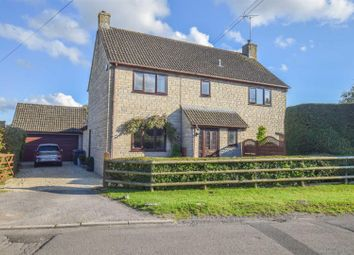 Thumbnail 4 bed detached house for sale in Lea, Malmesbury