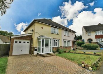 Thumbnail 2 bedroom semi-detached house for sale in Pinewood Drive, Bletchley, Milton Keynes