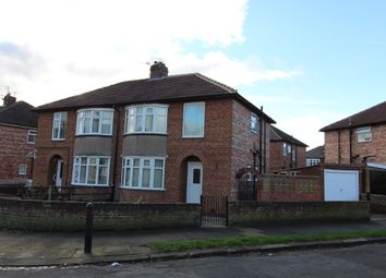 Thumbnail 3 bed semi-detached house to rent in Kensington Gardens, Darlington