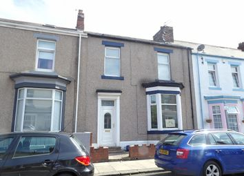 Thumbnail 3 bed terraced house for sale in Romilly Street, South Shields