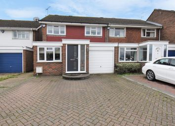 Thumbnail 3 bed semi-detached house for sale in Salisbury Avenue, Swanley