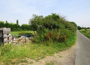 Thumbnail Land for sale in Hodney Road, Eye, Peterborough