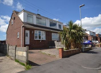 Thumbnail 3 bed semi-detached house for sale in Camberwell Crescent, Whelley, Wigan