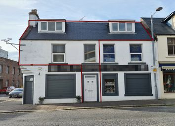Thumbnail 2 bed flat for sale in 92, King Street, Castle Douglas