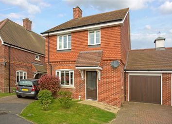 Thumbnail 3 bed detached house for sale in Hall Hurst Close, Loxwood, Billingshurst, West Sussex
