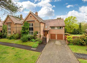 Thumbnail 4 bed detached house for sale in Grenehurst Park, Capel, Dorking, Surrey