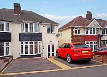 Thumbnail 3 bed semi-detached house for sale in Regent Drive, Oldbury