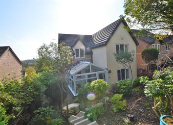 Thumbnail 4 bedroom detached house for sale in Heol Cefn Yr Hendy, Miskin, Pontyclun