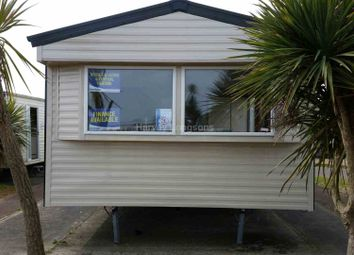 Thumbnail 2 bedroom property for sale in Suffolk Sands Holiday Park, Carr Road, Felixstowe