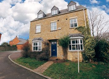 Thumbnail 4 bed detached house to rent in Lawrence Fields, Steeple Aston