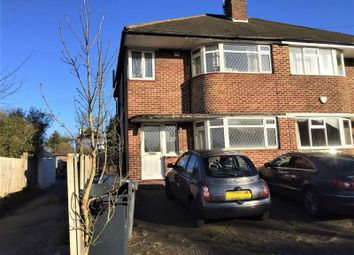 Thumbnail 3 bedroom semi-detached house for sale in Marlborough Avenue, Edgware, Middlesex